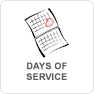 Days of Service